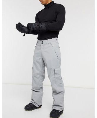 DC Banshee Snow Pants Neutral Grey