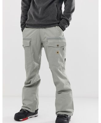 DC Shoes Code ski pants in grey