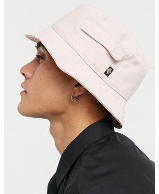 Dickies Bogalusa bucket hat in pink