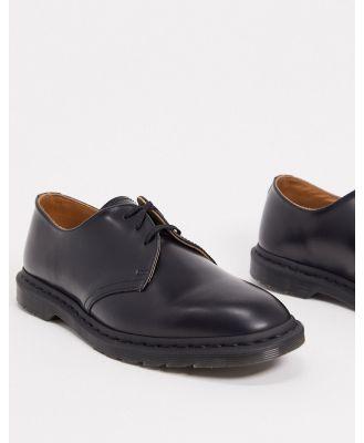 Dr Martens archie ii 3 eye shoes in black