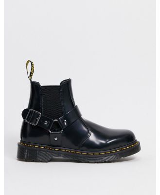 Dr Martens wincox chelsea boots in black