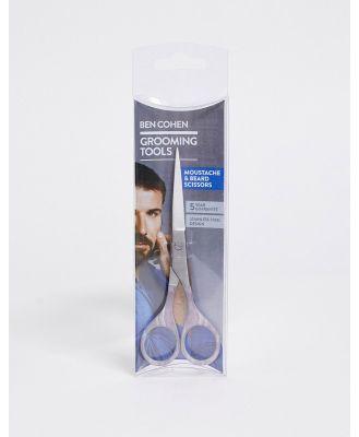 Ben Cohen Grooming Tools - Moustache & Beard Scissors-No colour