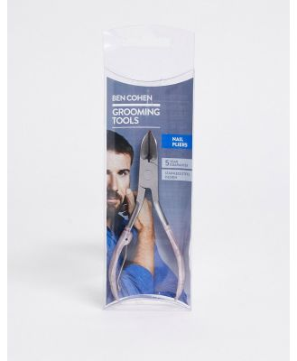 Ben Cohen Grooming Tools - Nail Pliers-No colour