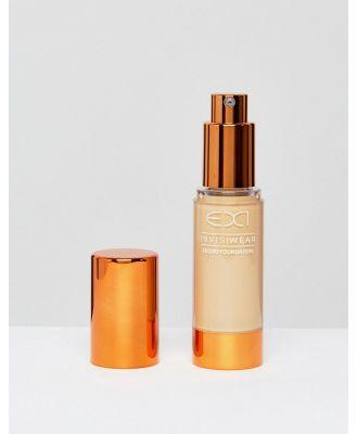 EX1 Cosmetics Liquid Foundation - Beige