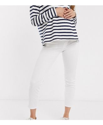 GeBe Maternity supersoft skinny jeans-White