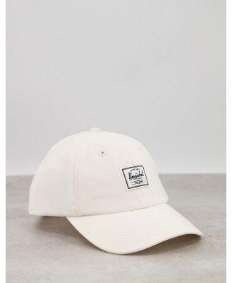 Herschel Supply Co. Sylas cap in white denim