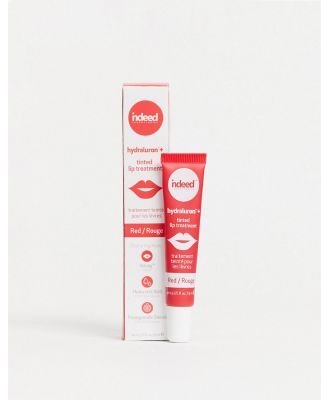 Indeed Labs Hydraluron+ Tinted Lip Treatment in Red-Clear