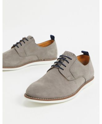 KG Kurt Geiger bryson lace-up shoes in grey