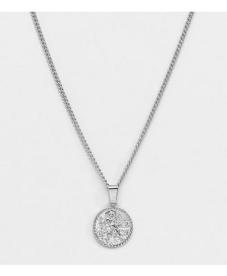 Liars & Lovers Exclusive silver coin pendant necklace