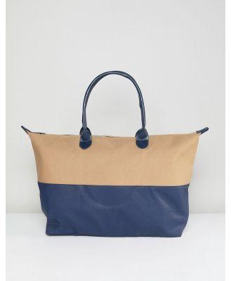 Mi-Pac Weekender Canvas Holdall Bag - Multi