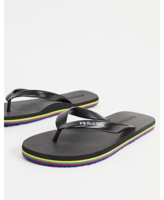 PS Paul Smith Dale thongs black