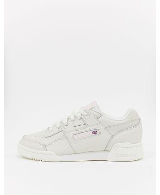 Reebok Workout Lo Plus Sneaker-White