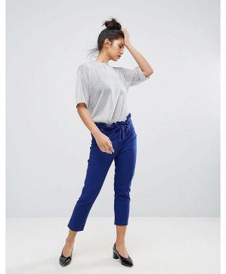 Ziztar Happy And Unhappy Pants - Blue