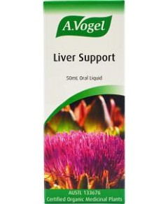 A.Vogel Liver Support 50ml