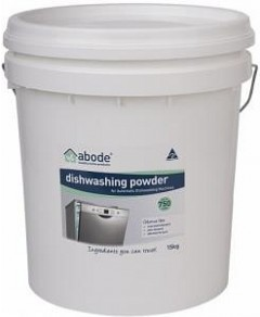 Abode Auto Dishwashing Powder 15Kg