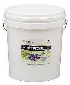 Abode Front & Top Loader Lavender & Mint Laundry Powder 15kg