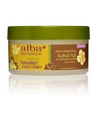 Alba Hawaiian Kukui Nut Body Cream 184g