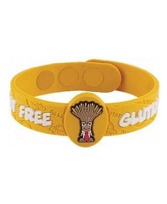 AllerMates ALERT Wristband Wheat-Gluten Free