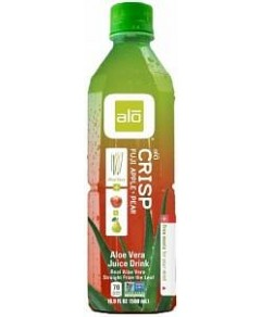 Alo Crisp Fuji Apple & Pear 500ml x 12