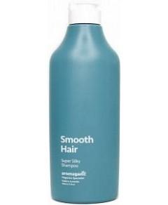 Aromaganic Smooth Hair Super Silky Shampoo 450ml