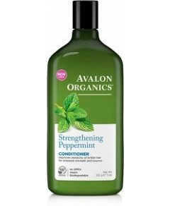 Avalon Organics Strengthening Peppermint Conditioner 325ml