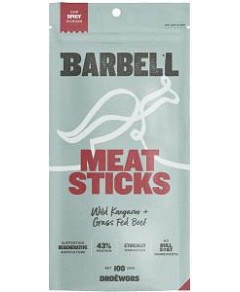 Barbell Spicy Sichuan Meat Sticks G/F 100g