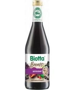 Biotta Breuss Antioxidant Juice Organic 500ml