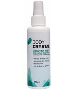 Body Crystal Botanica Mist 150ml