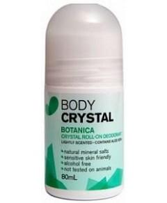 Body Crystal Botanica Roll On 80ml