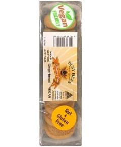Busy Bees Gluten Free Gingerbread G/F 210g