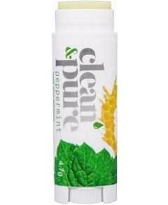 Clean & Pure Peppermint Lip Balm 4.7g