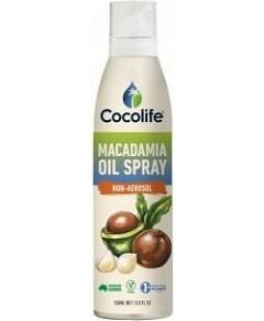 Cocolife Macadamia Oil Spray Non-Aerosol G/F 150ml