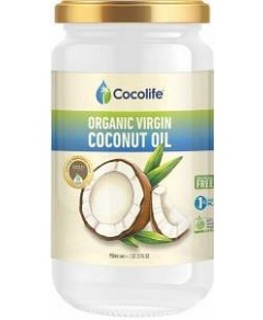 Cocolife Organic Virgin Coconut Oil 950ml