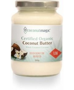 Coconut Magic Organic Coconut Butter G/F 350g