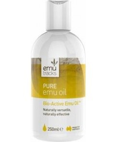 Emu Tracks Pure Emu Oil 250ml