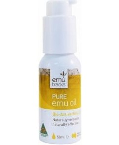 Emu Tracks Pure Emu Oil 50ml