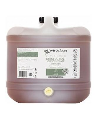 Enviro Clean Disinfectant Concentrate 15L
