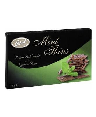 Eskal Gift Box Mint Thin Wafers 150g