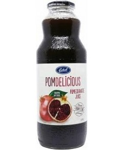 Eskal Pomdelicious 100% Natural Pomegranate Juice 1L