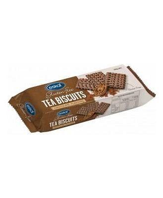 Eskal Tea Biscuits Chocolate G/F 200g