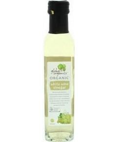 Global Organics White Wine Vinegar G/F 250ml