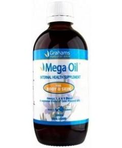 Grahams Mega Oil 200ml (Refrigerate)