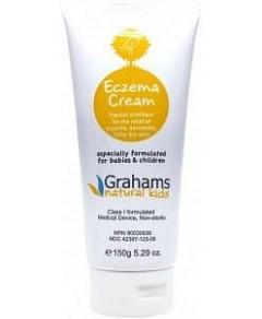 Grahams Natural Kids Baby Eczema Cream Class I MD 150g Tube