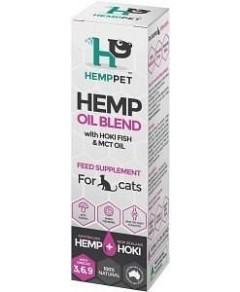 Hemp Pet Hemp Oil Blend with Hoki Fish & MCT Oil Feed Supplement for Cats 100ml
