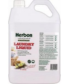 Herbon Laundry Liquid 5lt