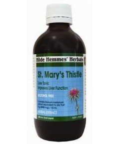 Hilde Hemmes St Marys Thistle Herbal Extract 200mL