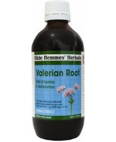Hilde Hemmes Valerian Root - Herbal Extract 200mL