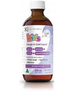 Ki Kids Cough & Cold 200ml