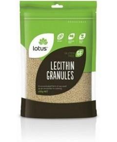Lotus Lecithin Granules G/F 450g