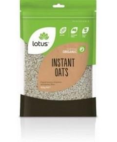 Lotus Organic Instant Oats 500gm